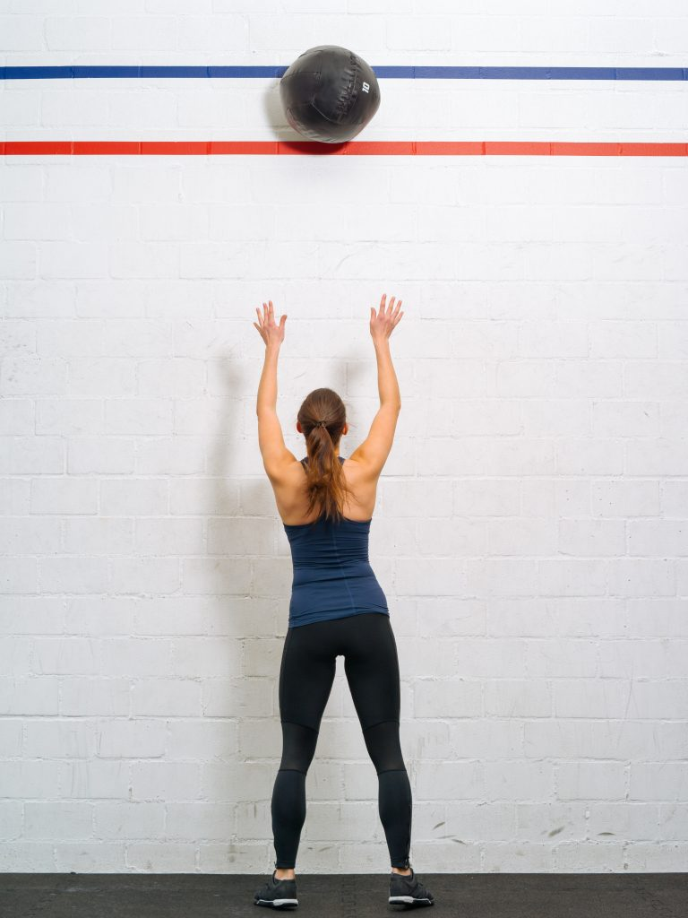Soft medicine ball workouts for beginners garage fit