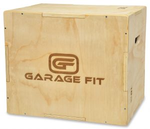 what size plyo box should i get garage fit