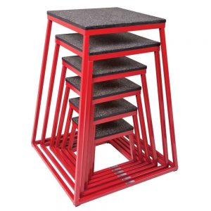 stackable steel plyo box