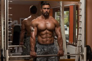 How to Get the Burn with Your Traps Workout