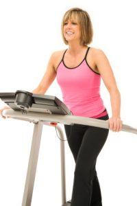 High Intensity Interval Treadmill Workout