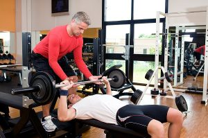 benefits of the barbell bench press