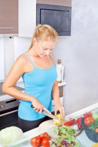 healthy eating for women