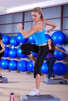 get your back in gear with a swiss ball