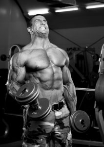 training back and biceps