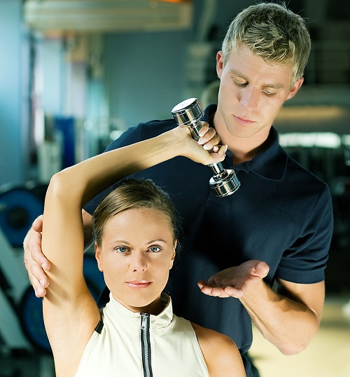 keys to finding a good personal trainer