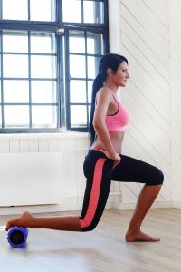 gain mass with lunges