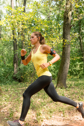 stretching for better running