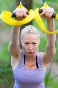 new moms routine for getting back in shape