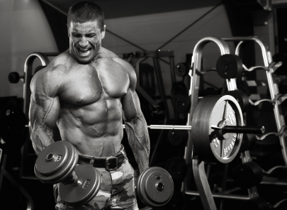 chest workouts for the burn
