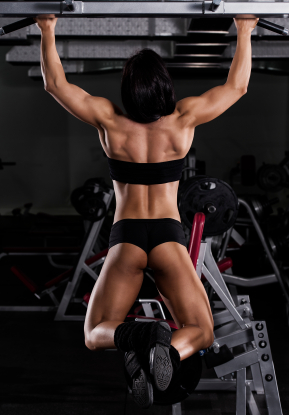 back workout for women